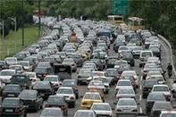 تردد پرحجم خودروها در محور هراز/ کندوان از امشب مسدود میشود