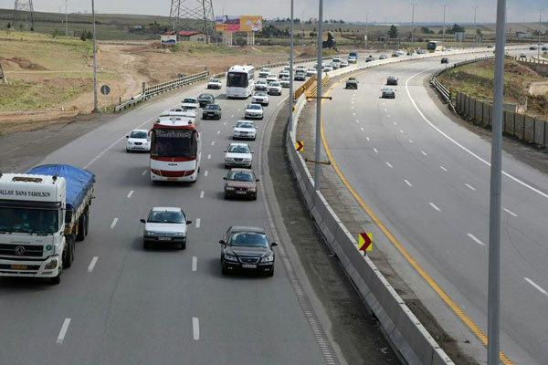 افزایش ۱۸ درصدی میزان تردد در استان همدان