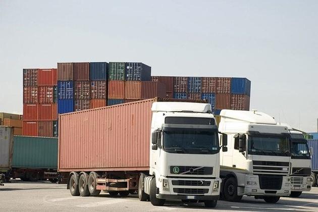 صادرات افزون بر ۵۵۸ هزار تن کالا از سیستان و بلوچستان