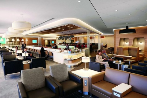 American Launches Flagship Lounge
