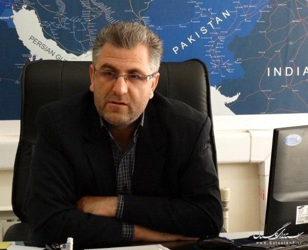 افزایش ۸۰۰ هزار تنی ظرفیت جابهجایی بار در راه آهن استان مرکزی
