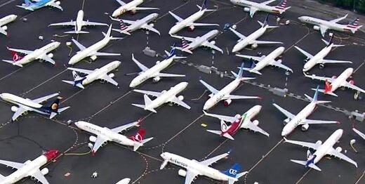 یاتا: ایرلاینها هزاران هواپیمای بلند برد خود را زمینگیر کردهاند