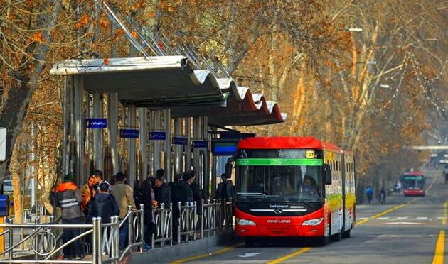 تهرانی ها چگونه از زمانبندی حرکت اتوبوسها مطلع شوند؟