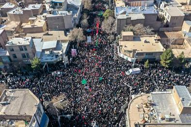علت عجیب برای فوت قربانیان حادثه ازدحام جمعیت کرمان