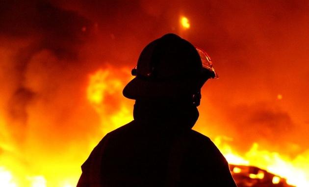 آتشسوزی در پالایشگاه بندرعباس