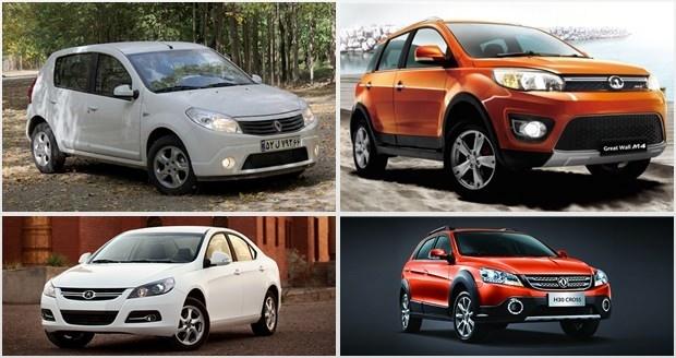 مقایسه خودروهای 50 میلیونی در بازار ایران؛ خرید کدام ماشین منطقیتر است؟