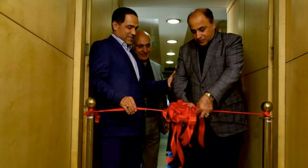 افتتاح 4 پروژه شهر فرودگاهی امام با حضور معاون پارلمانی وزیر راه