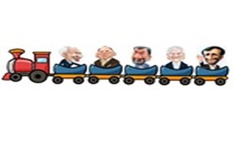 چهره های معروفی که سوار مترو شدند