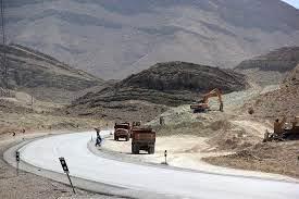آماده سازی جاده های جنوب فارس برای ایام نوروز