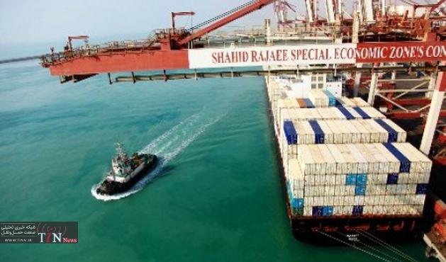 ◄ نخستین کشتی خط RCL تایلند در بندر شهید رجایی