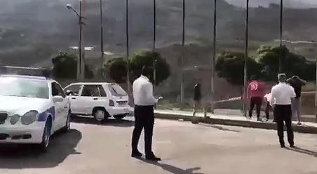 واکنش سردار مهری به بشینپاشو دادن افسر به چند جوان