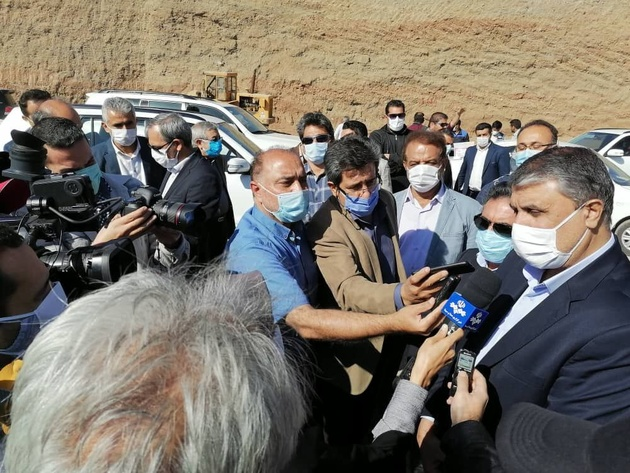 وزیر راه : آزادراه آبیک - چرمشهر پاییز امسال افتتاح می شود
