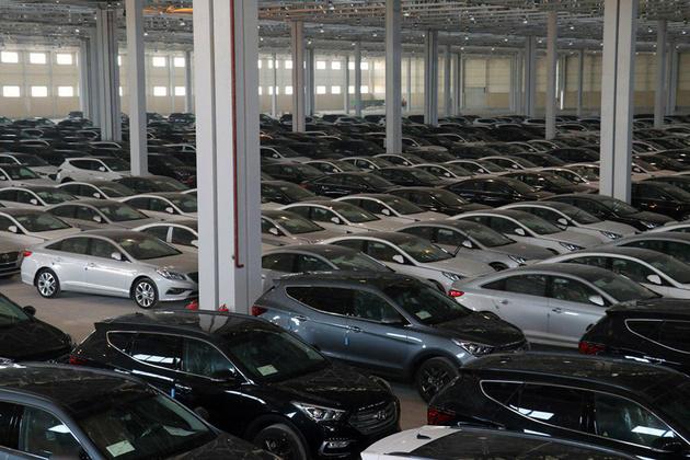 تشکیل هیأت بازرسی ویژه وزارت صنعت از واردات غیرقانونی خودرو
