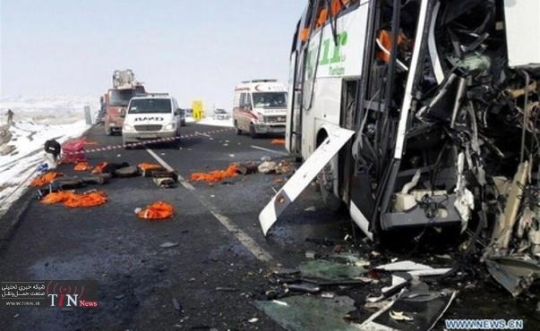 ۲ درصد فوتیهای حوادثترافیکی جهان، ایرانی هستند