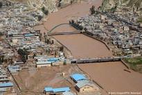 شروع سیل در لرستان؛ رودخانههای کشکان و تیرهرود، کانون سیلاب هستند