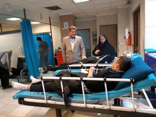جزییات تصادف دانشآموزان تهرانی