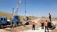 پیشرفت ۵۰ درصدی بهسازی، تعریض و آسفالت راههای روستایی استان قزوین