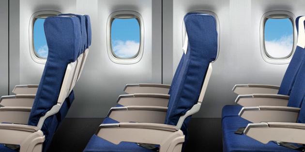 بدترین صندلی هواپیما کجاست؟