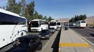 کمیسیون و دیون از بلیت برگشتی رانندگان اتوبوس اربعین کسر نمیشود