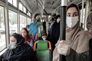استفاده از ماسک و دستکش در ناوگان مسافربری کرمان اجباری شد