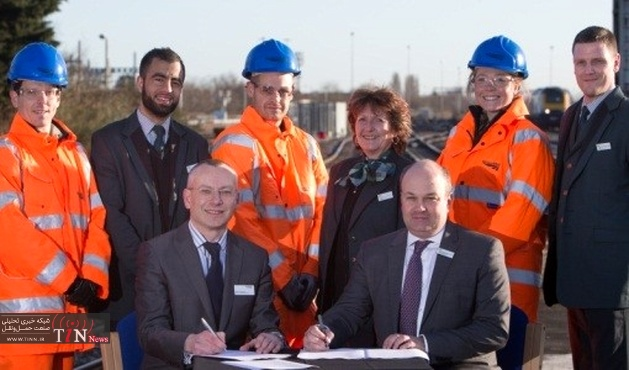 Great Western Railway and Network Rail sign alliance agreement