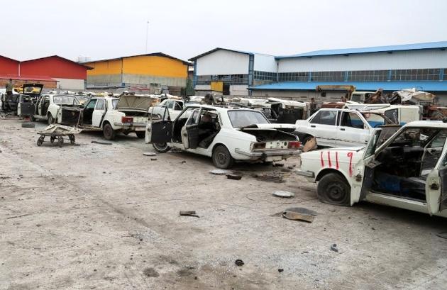 فعالیت 9 مرکز اسقاط خودرو فرسوده در مازندران