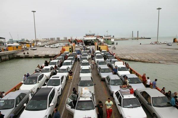 آزادسازی خروج خودروهای بالای ۲۵۰۰ سیسی از کیش
