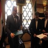 تسریع روند قراردادها بین ایران و سوریه