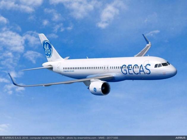 GECAS Orders 100 A320neos