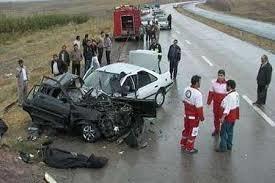۳ کشته بر اثر سانحه رانندگی در محور کرمانشاه به کامیاران
