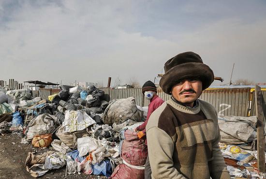تصاویر| رونق خرید و فروش زباله در اطراف تهران