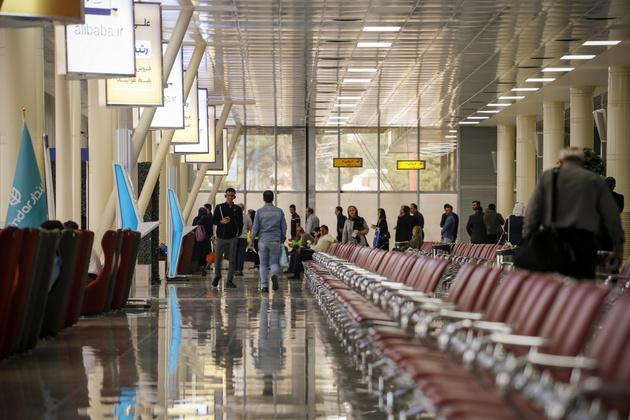عذرخواهی روابط عمومی فرودگاه مهر آباد بابت رفتار یک کارگر خدماتی