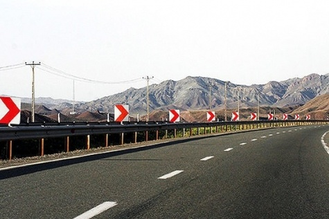 جاده جدید رامهرمز به باغملک در حال احداثاست