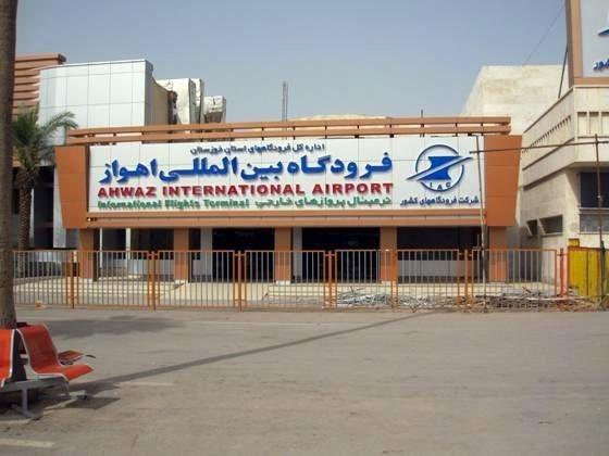 فرودگاههای خوزستان در معرض آب گرفتگی نیستند