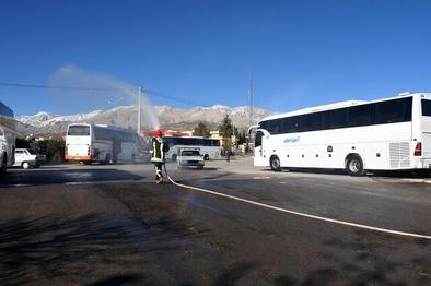 محدودیتی برای مسافران اتوبوسی استانهای آلوده به کهگیلویه و بویراحمد اعلام نشده است