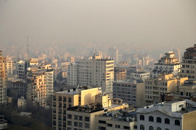 روزی ۱۱ مرگ زودرس در تهران به دلیل آلودگی هوا