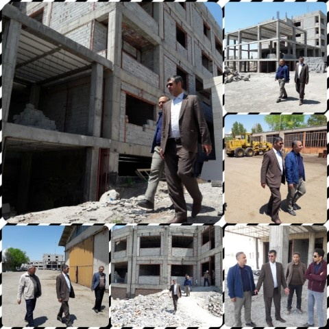 بهره برداری راهدارخانه مرکزی اردبیل در بهار 99