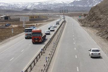 سفر جادهای در خراسان رضوی کاهش یافت