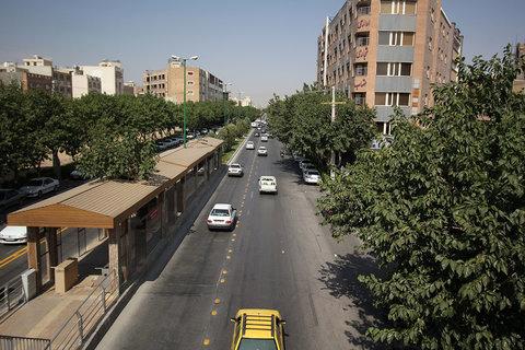 ۹.۵ میلیارد تومان پروژه در مسیر BRT و دوچرخه در شهر فعال است