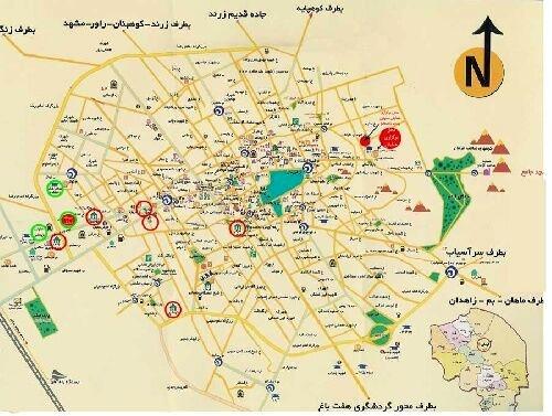 تهیه نقشههای پایه شهرهای جنوب کرمان در دستور کار وزارت راه قرار گرفت