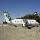 حادثه آتشسوزی در موتور هواپیمای «ماهان»