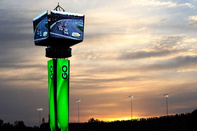 The Video Boards At NASCAR Races Are Scanning Your Face While You Watch Them
