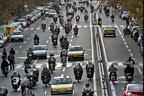 قانونگریزی موتورسیکلتسواران و مدیریت شهری