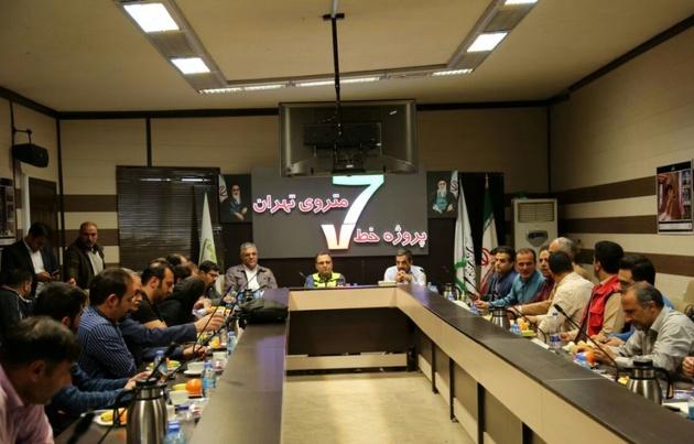 تسریع، تکمیل و ایمن سازی جهت بازگشایی ایستگاه های بسیج و میدان محمدیه