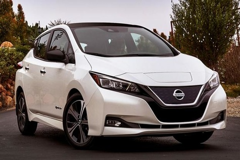 Nissan Leaf is off to a hot start in Europe, globally