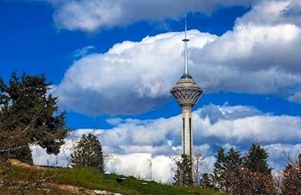 پاکیزگی هوای تهران رکورد 10ساله را شکست