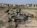 شناسایی ۱۶۶ پیکر از جانباختگان حادثه سقوط هواپیما