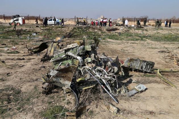 روسیه: خبر اصابت موشک به هواپیمای بویینگ در تهران نادرست است