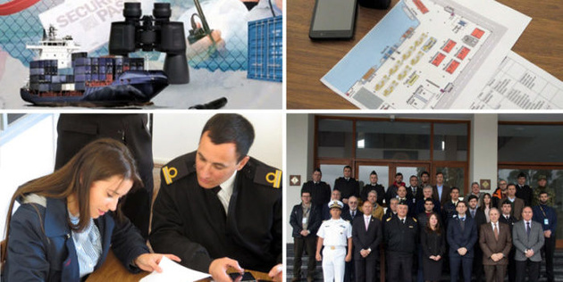 Drills under way in Uruguay to improve its maritime security