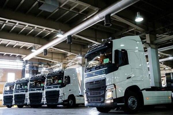 بیش از 1600 کامیون دست دوم وارداتی ترخیص شد